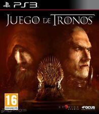 JUEGO DE TRONOS  para PS3 (Nuevo) PAL ESP juego físico
