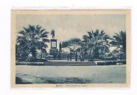BACOLI NAPOLI monumento ai caduti animata anni 30