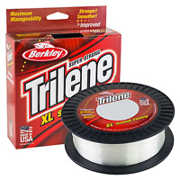 Berkley Trilene XL Monofilament 1000 Yard Economy Bulk Spools Fishing Line