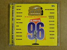 CD / DE PRE HISTORIE - DE JAREN 90 - 1996