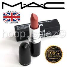 MAC Matte LipStick Velvet Teddy PRO LipStick Shade Full Size - 100% Authentic