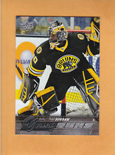 2015 16 UPPER DECK MALCOLM SUBBAN YOUNG GUNS ROOKIE #211 BOSTON BRUINS RC
