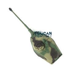 HengLong 1/16 2.4Ghz 5.3ver King Tiger RC Tank 3888A Turret Recoil Barrel Flash