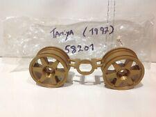 Tamiya 58201 Original Gold Wheel  Set