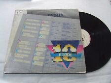 10 E Lode - Disco Vinile 33 Giri LP Compilation Stampa ITALIA 1985 Pop/Rock