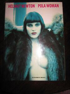 Helmut Newton Pola Bildband von 1992 Erotik SM Fetisch