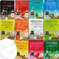 Malie Ultra Hydrating Essence Korean Mask sheet Pack Korea cosmetics 10 pcs