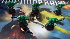 Warhammer 40k Eldar Warp Spiders x5 (metal)