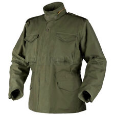 Cotton Long Military Coats & Jackets for Men