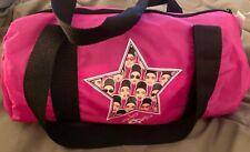 Nwt $19.99 Gk Elite Laurie Hernandez Emoji Pink Grip Bag