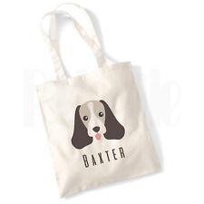 Personalizado 'Beagle' Perro Bolsa De Lona-Regalo para Mascota Perro propietario