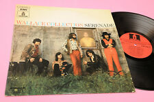 WALLACE COLLECTION LP SERENADE 1°ST ORIG 1970 PROG PSYCH LAMIANTED COVER