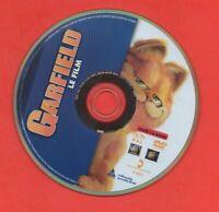 DVD sin Carcasa: Garfield