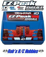 Traxxas 2972 EZ-Peak DUAL Output Auto-iD LiPo NiMH Battery Charger FREE SHIPPING