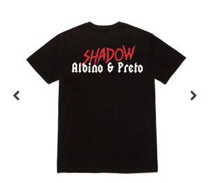 Albino And Preto Shadow Shirt Shoyoroll A&P
