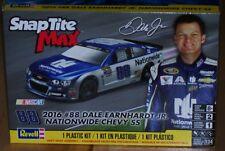 Revell Monogram  2016 #88 Dale Earnhardt Jr. Nationwide Chevy SS Stock Car 1/25