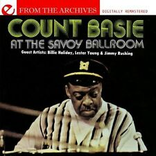 Count Basie - Savoy Ballroom: From the Archives [New CD] Manufactured On Demand