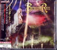 BURNING RAIN-FACE THE MUSIC-JAPAN CD F83