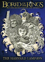 Bored Of The Rings (GOLLANCZ S.F.), Lampoon, The Harvard, Very Good Book