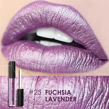 25 Colors FOCALLURE Long Lasting Waterproof Matte Makeup Lipstick Liquid Gloss