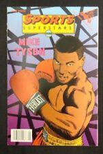 Sports Superstars #5 Mike Tyson 1992 Revolutionary Comics