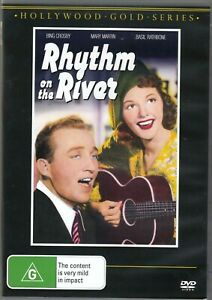 Rhythm On The River -  Bing Crosby  Mary Martin New and Sealed DVD