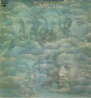 Weather Report Vinyl LP Columbia Records, 1973, KC-32210, Sweetnighter ~ NM-!