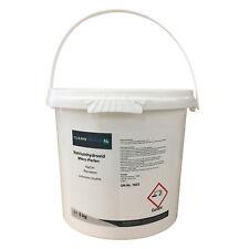 5kg Ätznatron Natriumhydroxid NaOH Abbeizmittel Seifennatron Seifenherstellung
