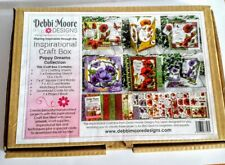 Debbi Moore Inspirational Craft Box Poppy Dreams Collection