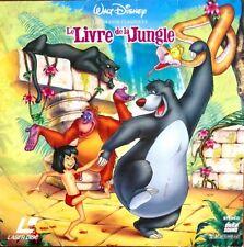 Le Livre de la Jungle - Laserdisc