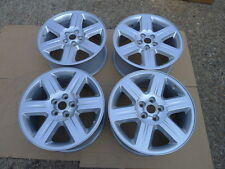 "Set of 4 Genuine Land Rover Freelander 2  6 Spoke 17"" Alloy Wheels. Brand New."