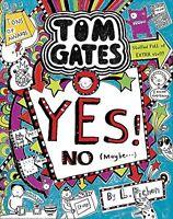 Yes! No (Maybe...) (Tom Gates),Liz Pichon