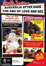 Australia After Dark / The ABC of Love and Sex (DVD, 2016)