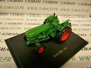 TR23 Tracteur 1/43 universal Hobbies  : DEUTZ 3005 D3005