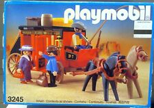 Playmobil 3245 Vintage Red Stage Coach
