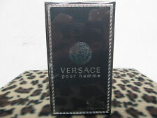 POUR HOMME BY VERSACE MEN FRAGRANCE COLOGNE 3.4 OZ EDT SPRAY NEW IN BOX