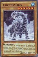 YU-GI-OH! BP02-IT003 FROSTOSAURO - RARA - YU GI OH ITA