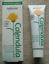 Nelsons Calendula Cream 50g. THREE TUBES. BBE 04/2022