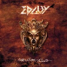 EDGUY Hellfire Club CD +2 Bonus Trax ~German Import~ HELLOWEEN, GAMMA RAY