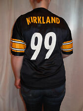 Pittsburgh Steelers Levon Kirkland Champion Jersey Size Youth XL Men's S Jrs L