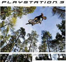 PlayStation 3 PS3 MOUNTAIN BIKE Vinyl Sticker Skin