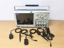 Tektronix Dpo4034b 300mhz 4ch Oscilloscope With Tpp0500 Probes