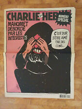**RARE** CHARLIE HEBDO number #712  french magazine