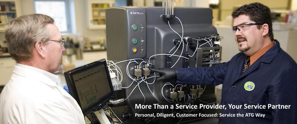 ATG Lab Equipment