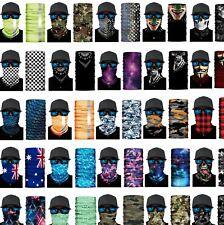 BANDANA DURAG: Face Shield Mask Fishing Headwear Biker Neck Gaiter Tube Scarf
