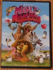 DreamWorks Madly Madagascar DVD (Widescreen, English, Spanish)