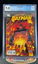 Batman #666 CGC 9.8 1st Damian Wayne as Batman
