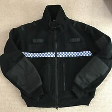 Ex Police Patrol Fleece. Size Large Regular. Used. 415.