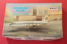 Minicraft Pan Am Douglas DC-6B Legends of Aviation Model Kit 14442 Super 144