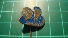Willy en Willeke Alberti pin badge 60s 60's original lapel Dutch speldje